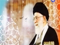 رابطه صبر و نماز-Leader explaining prayers and patience in Islam Farsi