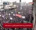 Massive demonstrations against Saudis in Sanaa Yemen on 1st April - Arabic