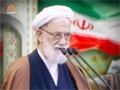 [03 April 2015] Tehran Friday Prayers | آیت اللہ امام،ی کاشانی - Urdu