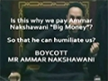 Ammar Nakshawani Yells at a children During Majlis- Is it OK to do this? English