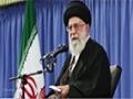 موضع رهبر انقلاب درباره بیانیهی هستهای سوئیس - Farsi