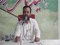 [برسی شہید باقرالصدر] Speech : Br. Naqi Hashmi - 08 April 2015 - Urdu