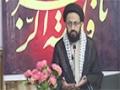 [Lecture 03] Qorani Nujawan Surah-e-Yousuf ki Roshni Main - H.I Sadiq Taqvi - Urdu