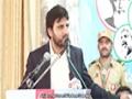 [سیمینار : یمن کی صورتحال] Speech : Br. Nasir Sherazi - 4, 5 April 2015 - Urdu