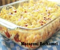 Yemeni Food Recipe - Macaroni Bechamel Recipe - English