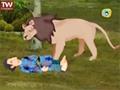 [22] شیر و آدم - قصه ما مثل شد - Farsi