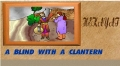 The Blind With Lantern-English-Cartoon for kids