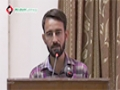 [Seminar : Shaheed Mutahari] Kalam : Brother Danish - 01 May 2015 - Urdu