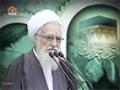 [15 May 2015] Tehran Friday Prayers | آیت اللہ موحدی کرمانی - Urdu