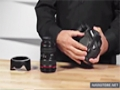 Canon 5D Mark III - Attaching lens to your camera - English