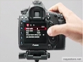 Canon 5D Mark III - Setting the date and time - English