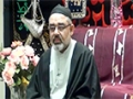 [Day 02] [Birthday Celebration Imam Hussain (as)] Speech : H.I Murtaza Zaidi - Urdu