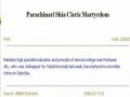 News - Parachinari Shia Cleric Martyrdom-English