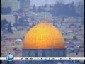 Palestinians gather in Al-Aqsa to celebrate feast of Al-Adha - 08Dec08 - English