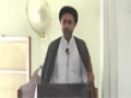 [Friday Sermon] H.I. Haider Naqvi - 29 May 2015 - Yusrab, Karachi - Urdu