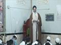 Khutba e Jumaa   Maulana Tehqeeq Hussain Rizvi   31 Oct 2013 (Bhavnagar Gujarat) - Urdu