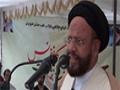 Quran Wa Ahlebait (A.S) Conference 2015 - H.I Zaki Baqri - Part 02 - Urdu