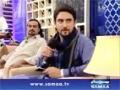 [Samaatv Pro.] Kash main Dor e Muhammad main uthaya jata - Br. Farhan Ali - Ramzan 1436 - Urdu