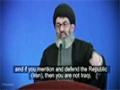Iraqi Leader: 'Iraq must join Resistance axis, with Iran, Syria, Hezbollah, Ansarullah' - Arabic sub English