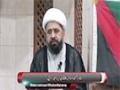 [Lecture] Mah e Ramzan or Tarbeyat - H.I Amin Shaheedi - 05 July 2015 - Urdu