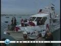 First Arab boat docks in Gaza in defiance of blockade - 20Dec08 - English