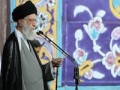 [FARSI] ۱۳۹۴/۰۴/۲۷ Rehber Muazzam Sayyed Ali Khamenei - خطبههای نماز عید فطر -