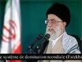Nucléaire: La vision de l\'Iran - Syed Ali Khamenei - Farsi Sub French