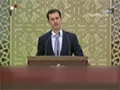 الأسد: ابتعدو عن ایران!!! - Arabic