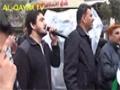 Kitna pani hy jo bewaqt baras jaata hai Recited By SYED FARHAN ALI WARIS In KARBALA - Urdu