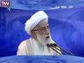 [23 mordad 1394] Tehran Friday Prayers  آیت اللہ جنتی - خطبہ نماز جمعہ - Farsi