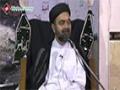 [مرکزی شبِ گریہ و دعا] Speech : H.I Muhammad Ali Naqvi - 13 Aug 2015 - Urdu