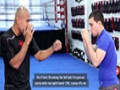 How to Do a Basic Parry | MMA Fighting - English
