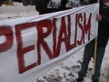 Calgary Protest Against Israel Dec 28 2008-Part 2- English