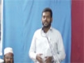 International Quds Conference 2014 - Janab Syed Jaffer Hussain - Hyderabad, India - Urdu