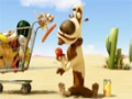 Animated Cartoon - Oscars Oasis - Lizard Wanted - All Languages