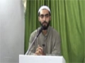 Jannat-ul-Baqi Conference 1436 - Moulana Mohammed Hassan Ibrahimi - Hyderabad, India - Urdu