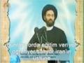 Ayetullah Seyyid Hasan Amuli Karabağ hakkındaki konuşması - Turkish
