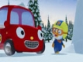 Animated Cartoon - Pororo - Gigantic Crong - English