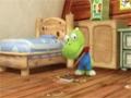 Animated Cartoon - Pororo - Crong the Master Cleaner - English