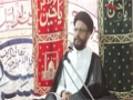 [01] Muharram1436 - Causes of Disgrace and Downfall of a Nation - H.I Zaki Baqri - Urdu