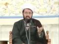 برقراری نظام دنیا از طریق اسباب و وسایل - حجت الاسلام عالی - Farsi