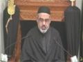 [Majlis 01] Maulana Murtuza Zaidi - Muharram 1437/2015 - Urdu