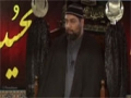 Imam Hussain A.S The Embodiment of Resistance - 2nd Muharram 1437-2015  - Syed Asad Jafri - English