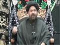 [Majlis 03] Karbala Hamari Darsgah - Maulana Nafees Taqvi - Muharram 1437/20145 - Urdu