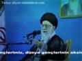 İmam Ali Hamaney günümüz Hizbullahi gençliğini anlatıyor - Farsi Sub Turkish