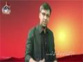 Marsia Mir Anees - Recited by Kazim Rizvi - Muharram 1437/2015 - Urdu
