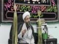 [02] Karbala Itmam-e-Hujjat-e-Ilahi - Agha Basheer Ahemd - Muharram 1437/2015 - Urdu