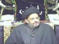 [Majlis] 01 Muharram 1437 - Maulana Razi Jaffar Naqvi - Urdu