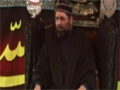 [06] Imam Hussain A.S The Embodiment of Resistance - 6th Muharram 1437- 2015 Syed Asad Jafri English