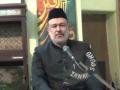 [06] Insani Mashere par Ambiya-e-Elahi ka Asar - Moulana Agha Mujahid Hussain - 6 Muharram 1437/2015 - Urdu